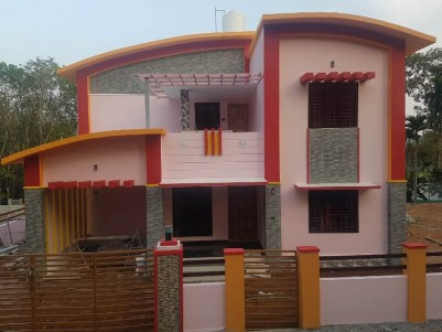 New House for Sale at Adoor, Pathanamthitta.