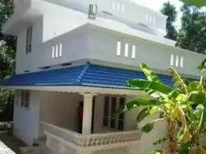 6 Cent Plot with Built House for Sale at Near Dhanuvachapuram Railway Station.