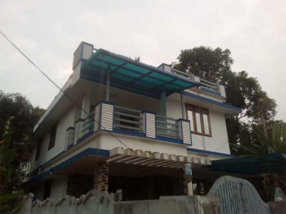 3 BHK Independent House for Sale at Tripunithura, Ernakulam.