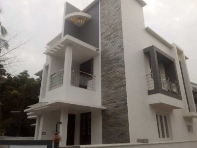 3 BHK New House for Sale at Tripunithura, Ernakulam.