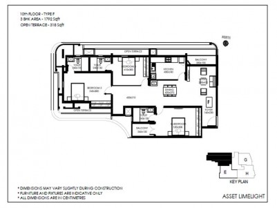 ASSET LIMELIGHT – THE LUXURY APARTMENTS AT EDAPPALY, KOCHI