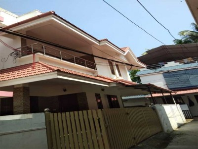 Independent House For Sale at Kadavanthra, Ernakulam.