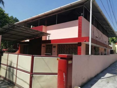 3 BHK Independent House For Sale at Thiruvananthapuram.