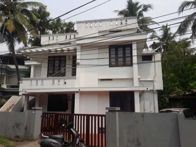 4 BHK Independent House For Sale at Kadavanthra, Ernakulam.