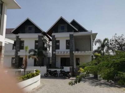 2300 Sq.Ft,  3 BHK Gated Villa on 5 Cents of Land at Kakkanad.