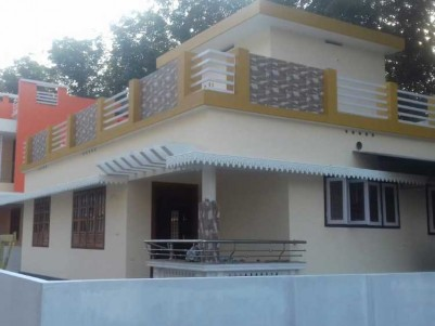 5 Cents, 980 Sq.Ft 2 BHK House for Sale at Ernakulam