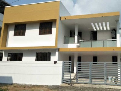 2000 SqFt 4 BHK House on 5 Cents of Land for Sale at Vazhakkala, Ernakulam