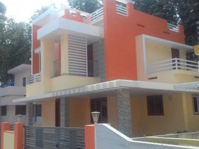 1500 Sqft of 3 BHK House on 4.25 Cents of Land for Sale at Pallikkara,Ernakulam.