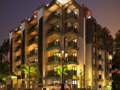 SOWPARNIKA PROJECTS & INFRASTRUCTURE PVT LTD 'VALLE' APARTMENT FOR SALE AT CARITAS JN. KOTTAYAM.