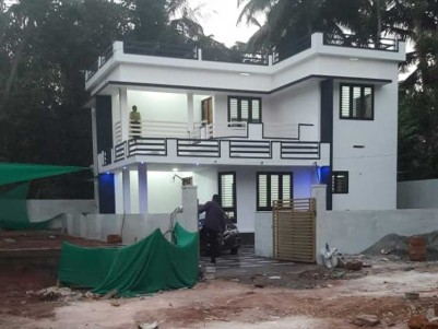 3 BHK House on 5 Cents of Land for Sale at karaparamba, Calicut