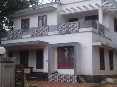 2200 and 1400 SqFt of Two House on 42 Cents of Land for Sale at Vallachira, Thrissur