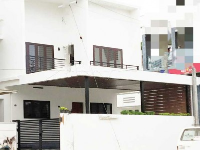 1600 SqFt 3 BHK House on 3.5 Cents for Sale at Chalikkavattam, Geethanjali road, Ernakulam