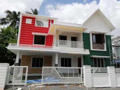 2300 SqFt, 5 BHK House on 5.5 Cent for Sale at Kakkanad, Ernakulam