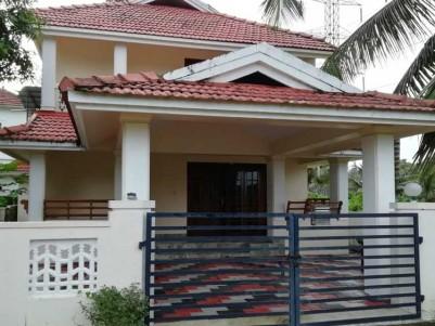 1750 SqFt, 3 BHK House on 5 Cent for Sale at vallathol junction, Ernakulam