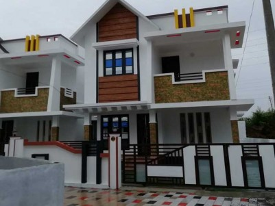 1500 SqFt, 3 BHK on 3.5 Cent for Sale at Pukkattupady, Ernakulam