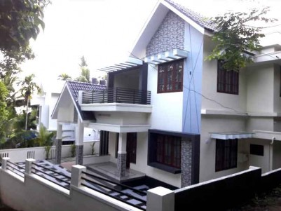 3 BHK Fully Furnished Brand New Modern House for Sale at Kannur.