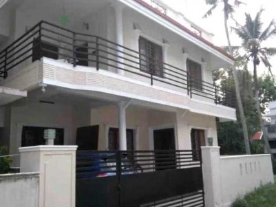 3 BHK, 1700 SqFt House on 2.3 Cents for Sale at Eroor, Ernakulam