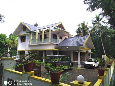 New Posh House for Sale at Pala, Kottayam.