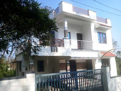 1500 SqFt New House on 5 Cent for Sale at Ambaloor, Kochi
