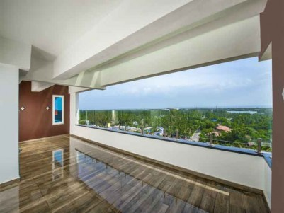 Brand New Posh Sea Face Pent House - Opposite Lulu Mall, Trivandrum.