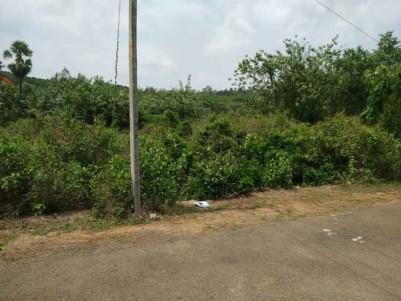Residential Land for Sale Near Vyasa College & Vyasagiri Ashram Wadakkancherry, Thrissur.