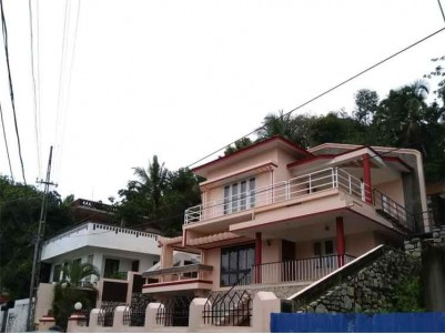 4 BHK  Super Built House in Excellent Condition for Sale at Kumarapuram, Trivandrum.