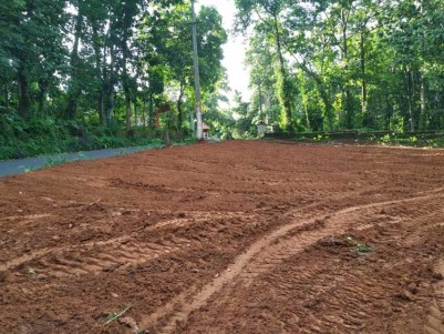 5 to 15 Cents plots for Sale at Puthuppally, Kottayam