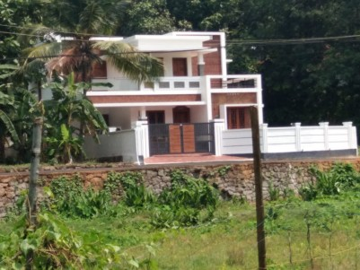 2500SQ.FT 4BHK New house on 11cents of land for sale at Thodupuzha Town Idukki