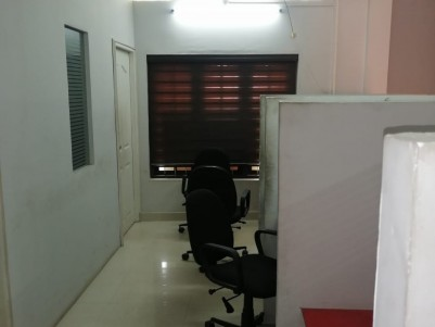 1000 Sq.Ft Fully Furnished Office Space for Rent