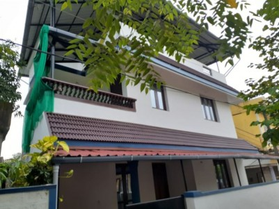 1600SQ.FT 4bhk house on 2.5cents of land for sale at  Edapally Ernakulam