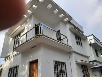 1100SQ.FT 3bhk New house on 2cents of land for sale at Edapally Ernakulam