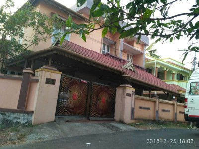 7 Cents of Land with Independent House for Sale at Changampuzha Nagar, Kochi.
