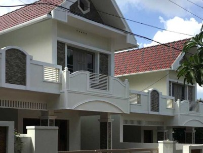 2300 SqFt 4 BHK House on 5 Cents of Land for Sale at Near HMT