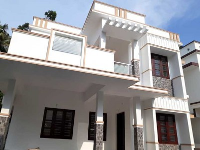 3 BHK, 1500 SqFt New House on 5 cents for Sale at Chotanikara