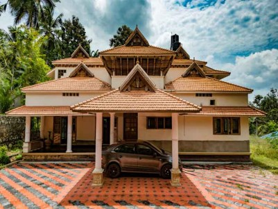 Double Storied Independent House on 20 Cents of Land for Sale at SreeKaryam, Trivandrum.