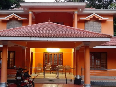 22 Cents of Land with a Beautiful House for Sale at Adoor, Pathanamthitta.