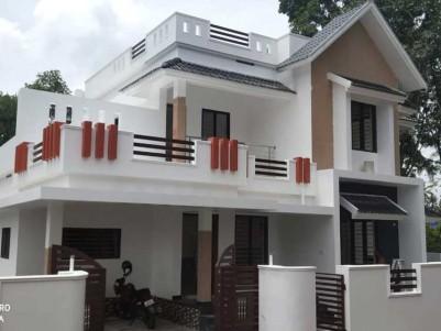 2000 SqFt, 4 BHK House on 5.6 Cents for Sale at Pallikkara, Parakkod