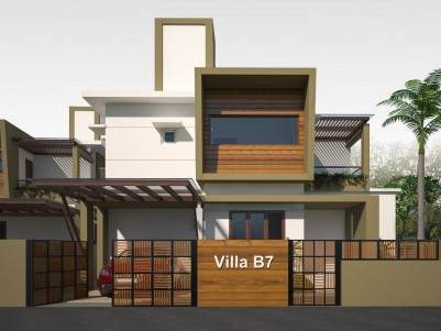 OMG MARBELLA - Designer Villa's for Sale at Angamaly, Ernakulam.