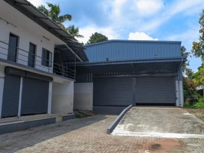 12000 Sq Ft Godown for Rent at Perumbavoor, Ernakulam.