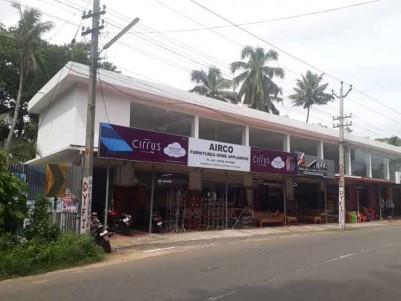 Shop for Rent at Karazhma, Mavelikkara.