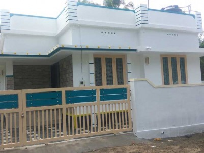 2 BHK, 780 SqFt House on 3 Cents for Sale at Paravoor, Ernakulam