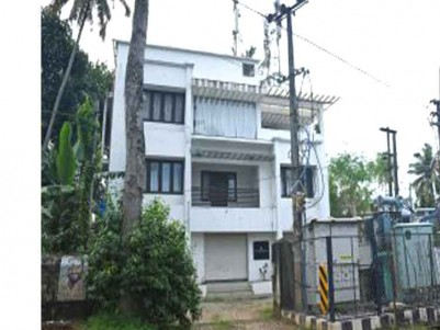 3 Storied Building with 7.5 Cents of Land for Sale at Vattiyoorkavu, Trivandrum.