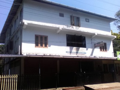 5500 Sq Ft Hostel Building on 18 Cents of Land for Sale Near Medical University, Thrissur.