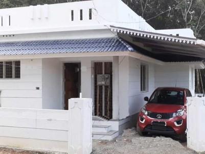 3 BHK, 1250 SqFt House on 5 Cent for sale at Pallikkara, Pazhathottom, Ernakulam