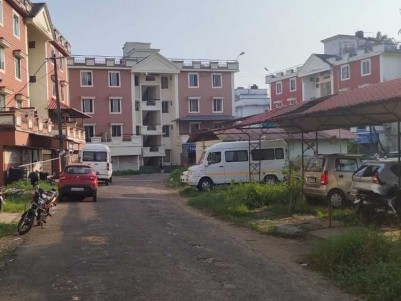 3 BHK, 538 SqFt Flat for Sale at Trippunithura, Ernakulam