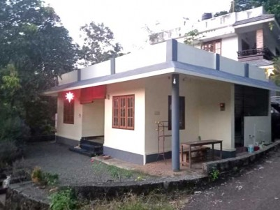 1000 SqFt, 2 BHK House on 7.250 Cents for Sale at Vazhakulam, Muvattupuzha, Ernakulam