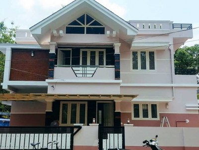 1450 SqFt, 4 BHK House on 3.5 Cents for Sale at Udayamperoor, Ernakulam