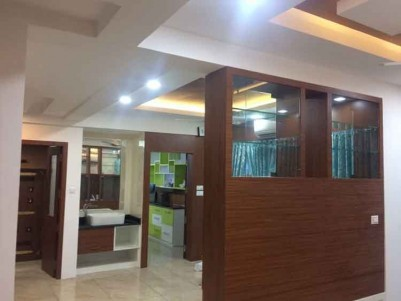 Fully Furnished Premium Luxury Duplex Penthouse for Sale at West Fort, Thrissur.