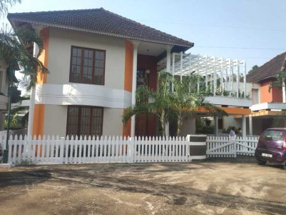 4 BHK, 3450 SqFt Villa in 8.3 Cents for sale at Kalathipady, Kottayam