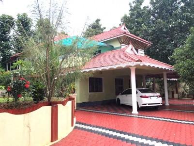 5 BHK, 4160 SqFt Luxury Villa in 20 Cents of  land for sale at Kalathipady, Kottayam